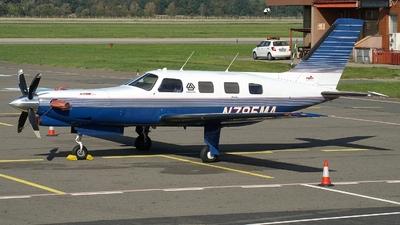 N795MA - Piper PA-46-350P Malibu Mirage - Private