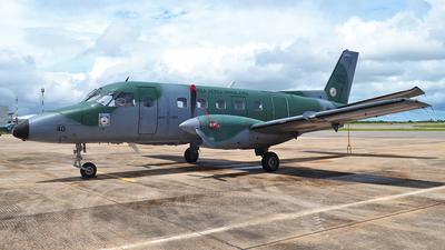 A picture of FAB2340 - Embraer C95CM Bandeirante -  - © Rafael Freitas