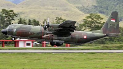 A-1326 - Lockheed C-130H-30 Hercules - Indonesia - Air Force