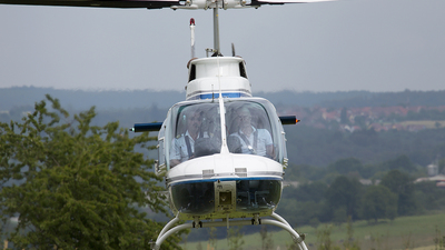 F-GHLR - Bell 206B JetRanger III - Private