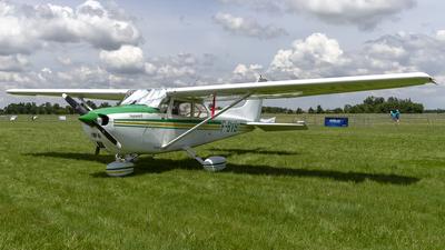 F-BVBI - Reims-Cessna F172M Skyhawk - Private
