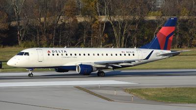 N214JQ - Embraer 170-200LR - Delta Connection (Republic Airlines)