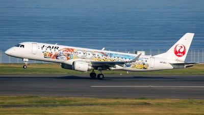 JA248J - Embraer 190-100STD - J-Air