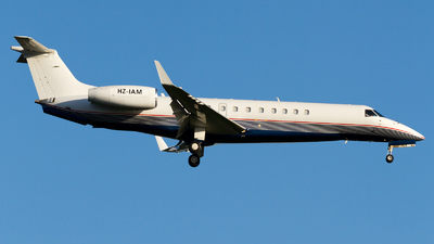 HZ-IAM - Embraer ERJ-135BJ Legacy 600 - Private