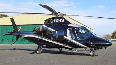 G-FDHS - Agusta-Westland AW-109SP GrandNew - Apollo Air