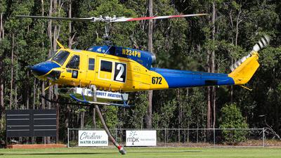 N234PH - Bell 214B-1 - McDermott Aviation