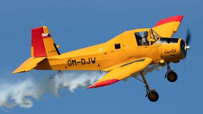 OM-DJW - Zlin Z-37A Cmelák - Aero Slovakia
