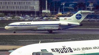 N355PA - Boeing 727-225(Adv) - Pan Am