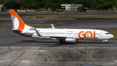 PR-GTP - Boeing 737-8EH - GOL Linhas Aéreas