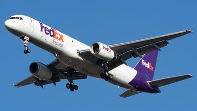 N978FD - Boeing 757-236(SF) - FedEx