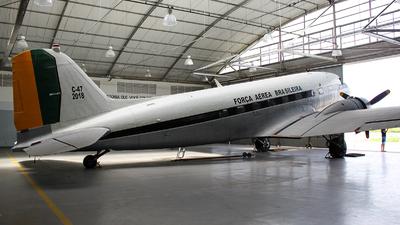 FAB2018 - Douglas C-47B Skytrain - Brazil - Air Force