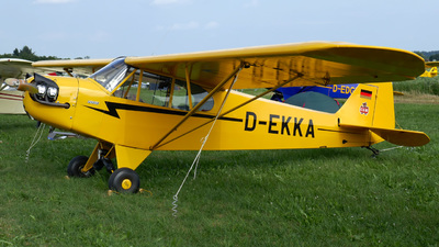 D-EKKA - Piper J-3C-65 Cub - Private