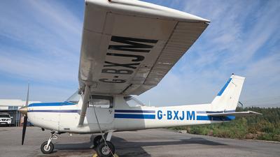 A picture of GBXJM - Cessna 152 -  - © Goncalo Guimaraes