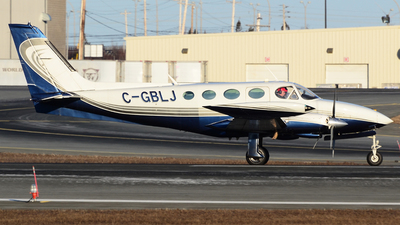 C-GBLJ - Cessna 340A - Private