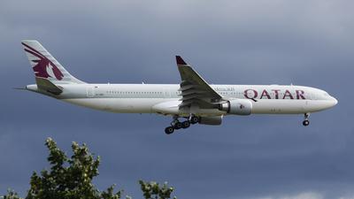 A7-AEH - Airbus A330-302 - Qatar Airways