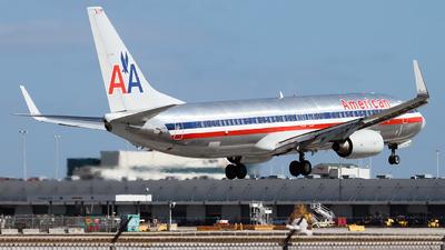 N935AN - Boeing 737-823 - American Airlines