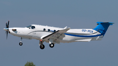 OO-PCK - Pilatus PC-12/47E - Private