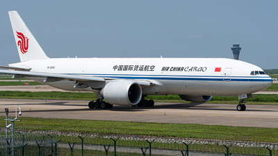 A picture of B2093 - Boeing 777FFT - Air China Cargo - © Janson Button
