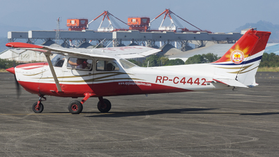 RP-C4442 - Cessna 172N Skyhawk - APG International Aviation Academy