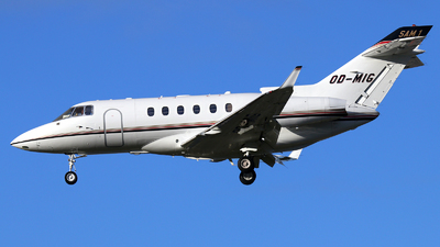 OD-MIG - Raytheon Hawker 900XP - Private