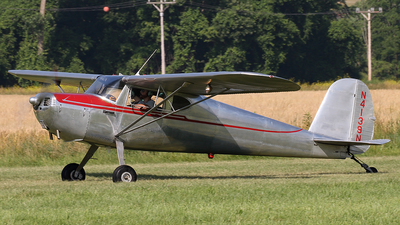 N4139N - Cessna 140 - Private