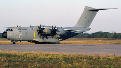 ZM412 - Airbus A400M Atlas C.1 - United Kingdom - Royal Air Force (RAF)
