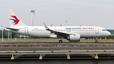 B-324Z - Airbus A320-251N - China Eastern Airlines