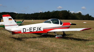 D-EFJK - Bolkow Bo.209C Monsun 160RV - Private