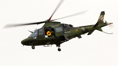 151755 - Agusta Hkp15A - Sweden - Air Force