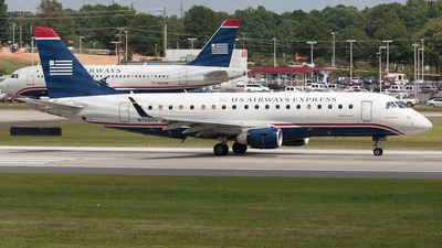 N130HQ - Embraer 170-200LR - US Airways Express (Republic Airlines)