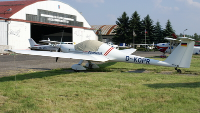 D-KOPR - Hoffmann HK-36R Super Dimona - Private