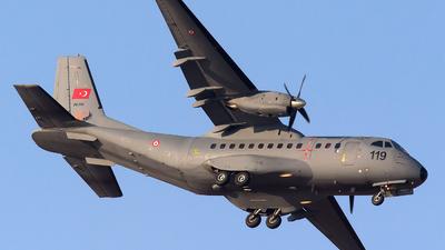 96-119 - CASA CN-235M-100 - Turkey - Air Force