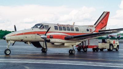 C-GFQC - Beech 99 Airliner - Bearskin Airlines