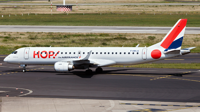 F-HBLG - Embraer 190-100LR - HOP! for Air France