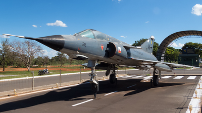 FAB4926 - Dassault Mirage 3E - Brazil - Air Force