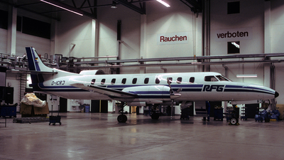 D-ICRJ - Swearingen SA226-TC Metro II - Regionalflug (RFG)