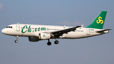 B-6612 - Airbus A320-214 - Spring Airlines