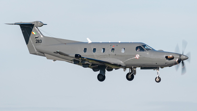 283 - Pilatus PC-12/47E - Ireland - Air Corps