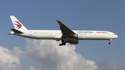 B-2005 - Boeing 777-39PER - China Eastern Airlines