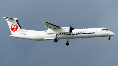JA82RC - Bombardier Dash 8-Q402C - Ryukyu Air Commuter (RAC)