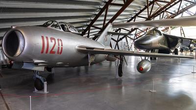 1120 - PZL-Mielec Lim-2 - Poland - Air Force