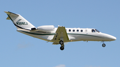 A picture of N306CJ - Cessna 525A CitationJet CJ2 - Delta Private Jets - © DJ Reed - OPShots Photo Team