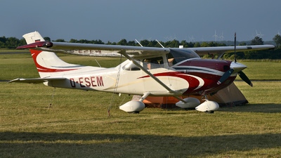 D-ESEM - Cessna T182T Turbo Skylane - Private