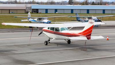 C-GEIT - Cessna 172M Skyhawk - High Alpine Air