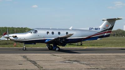SP-MIY - Pilatus PC-12/47E - Private