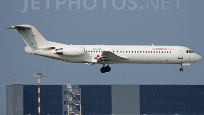 PH-LNE - Fokker 100 - Sirocco Aviation