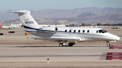 N702SS - Cessna 650 Citation III - Private