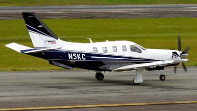 N5KC - Socata TBM-910 - Private