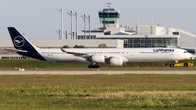 A picture of DAIHI - Airbus A340642 - Lufthansa - © Moritz Babl