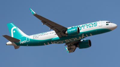 HZ-NS34 - Airbus A320-251N - Flynas